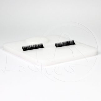 double pallete for lashes